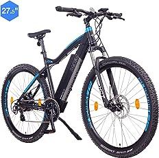 """NCM Moscow 48V, 27,5""""/29"""" Zoll E-MTB, Mountainbike E-Bike, 250W Das-Kit Heckmotor, 13Ah 624Wh Akku mit Li-Ion Zellen, Mechanische Tektro Scheibenbremsen, 21 Gang Shimano Gangschaltung"""