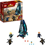 LEGO  Marvel Super Heroes Outrider Dropship-Angriff 76101 Superheldenspielzeug