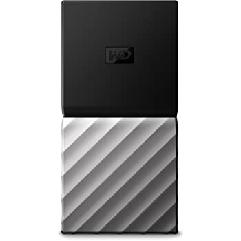 WD My Passport SSD Unità SSD Portatile Esterna da 512 GB