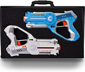 Laser Tag Set for Kids Multiplayer 2 Pack