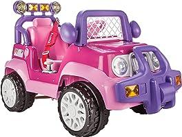 Pilsan Prenses 12V Akülü Araba - 05 201- Kız Çocuk
