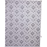 Hks Interior Roller Shades Curtain Size 150 * 200cm Hks7510, Multi Color, Polyester & Vinyl