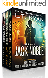 The Jack Noble Series: Books 1 3 (The Jack Noble Series Box