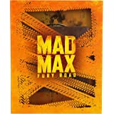 Mad Max : Fury Road [SteelBook 4K Ultra HD + Blu-ray + goodies]