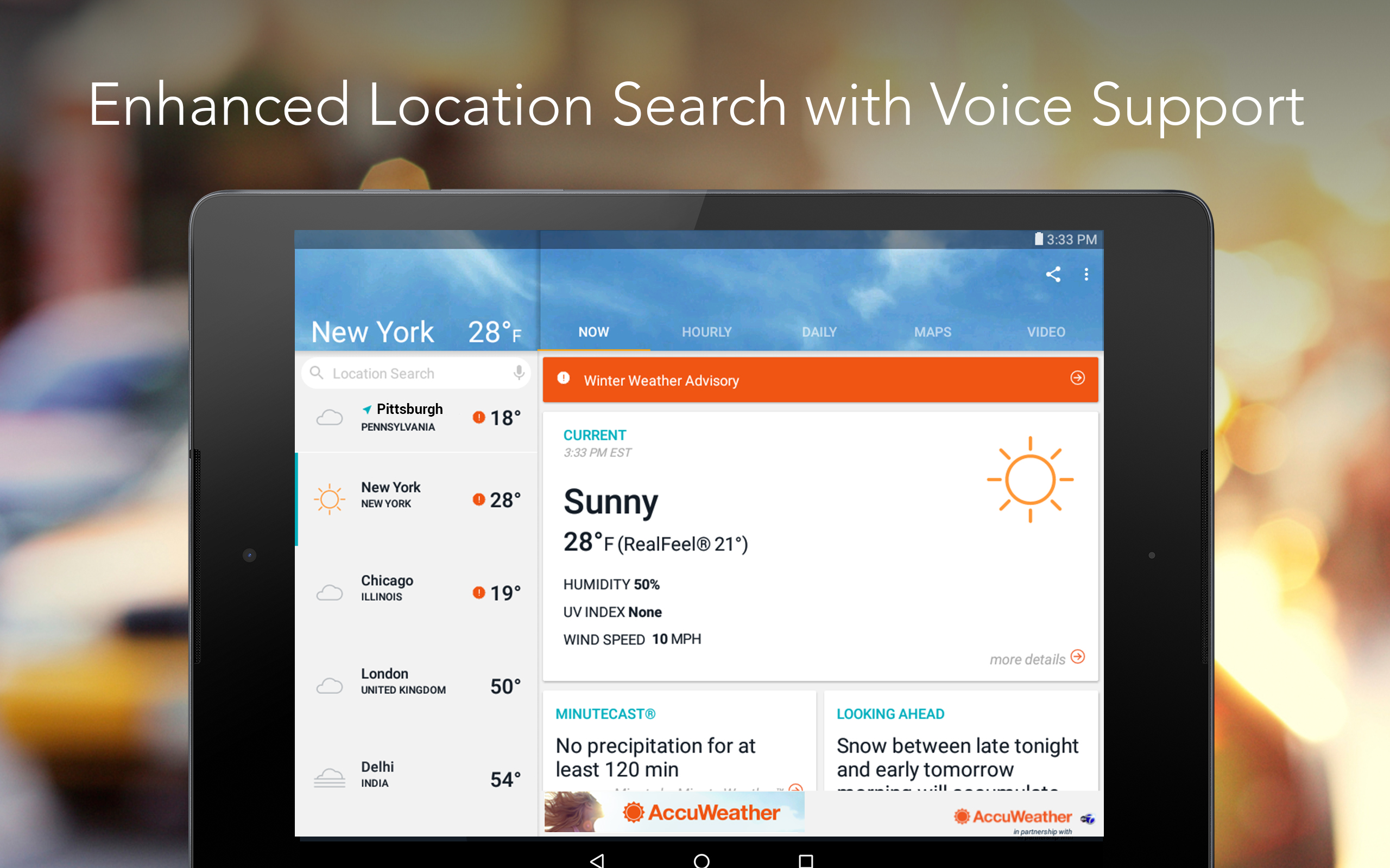 Accuweather Amazon Appstore For Android