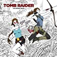 Tomb Raider Adult Coloring Book
