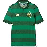 New Balance Children's Cfc Away Short Sleeve Football Shirt