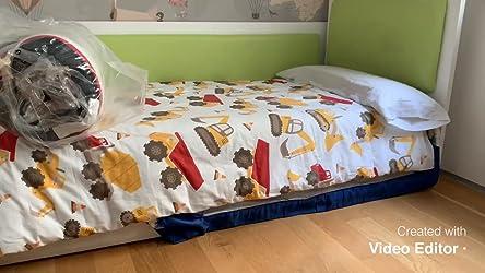 marckonfort Colchón Viscoelástico Ergo-Therapy 90X190, 18 cm de Altura, 2 cm de Viscoelástica de 65 Kg/m³, Independencia de lechos, Firmeza Media, ...