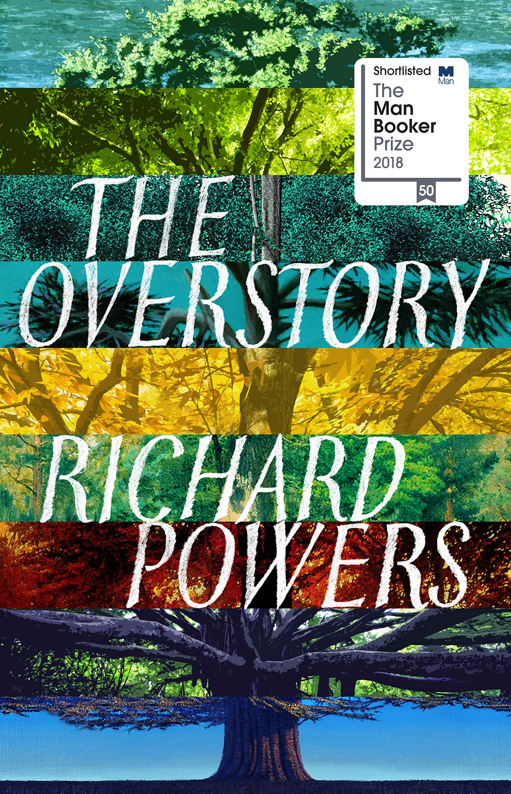 Richard Powers : The Overstory