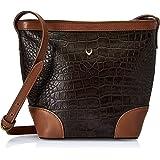 Hidesign Women's Handbag(CRO MEL RAN BROWN TAN)