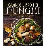 Grande libro dei funghi. Una guida pratica e completa per la raccolta, il riconoscimento e l'utilizzo