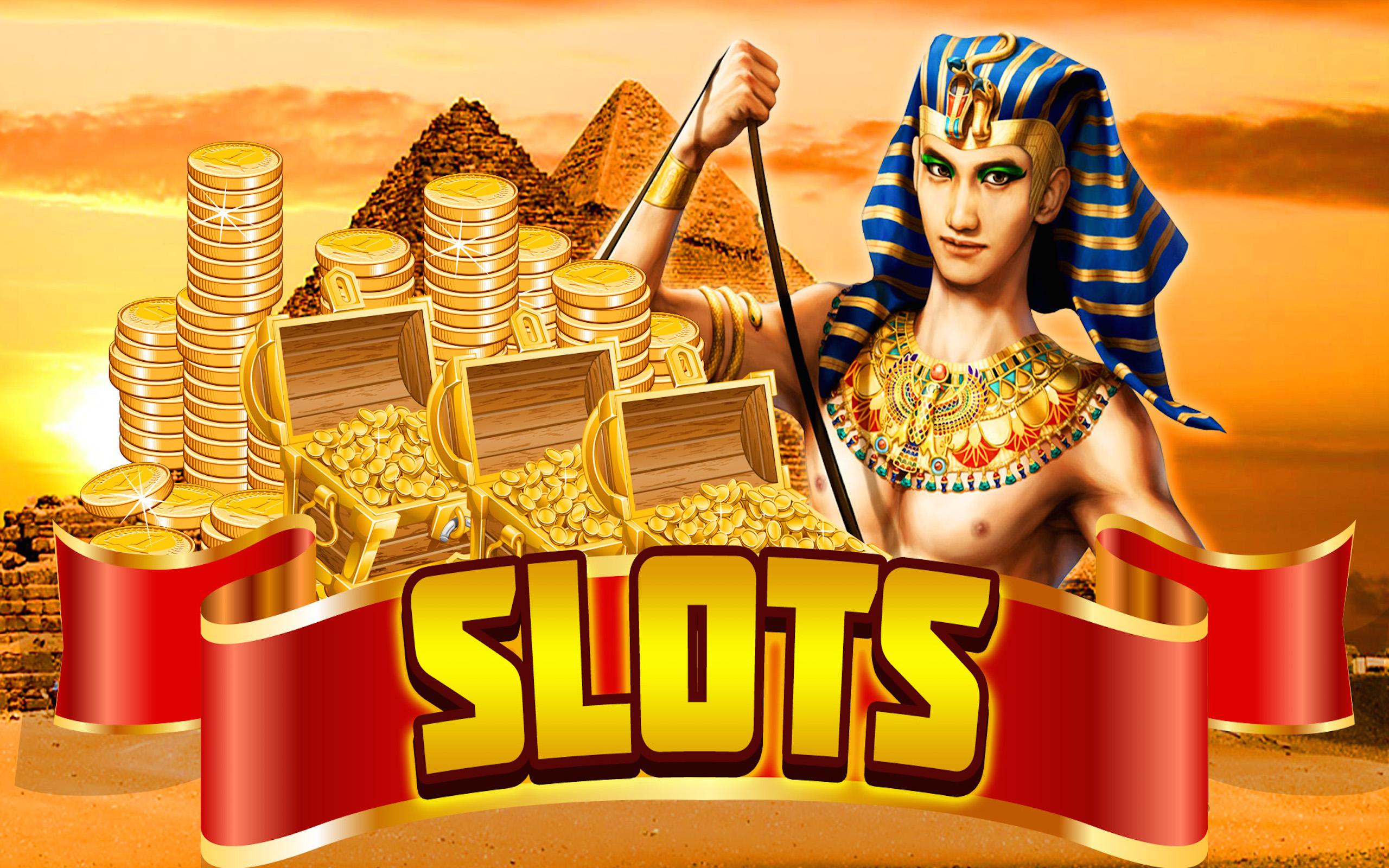Pharaoh Free Slot Games