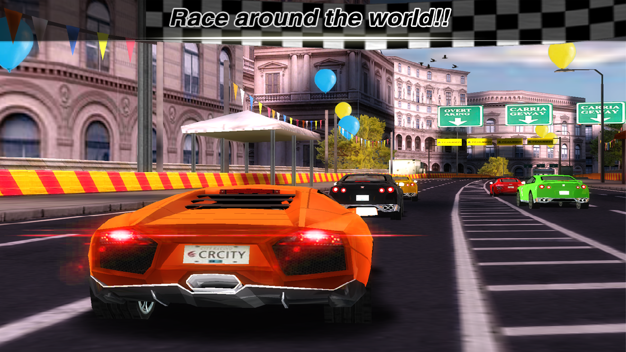 City Racing 3d Amazon Co Uk Appstore For Android