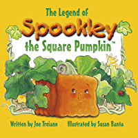 The Legend of Spookley the Square Pumpkin (English Edition)
