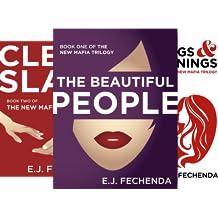 The New Mafia Trilogy (3 Book Series)