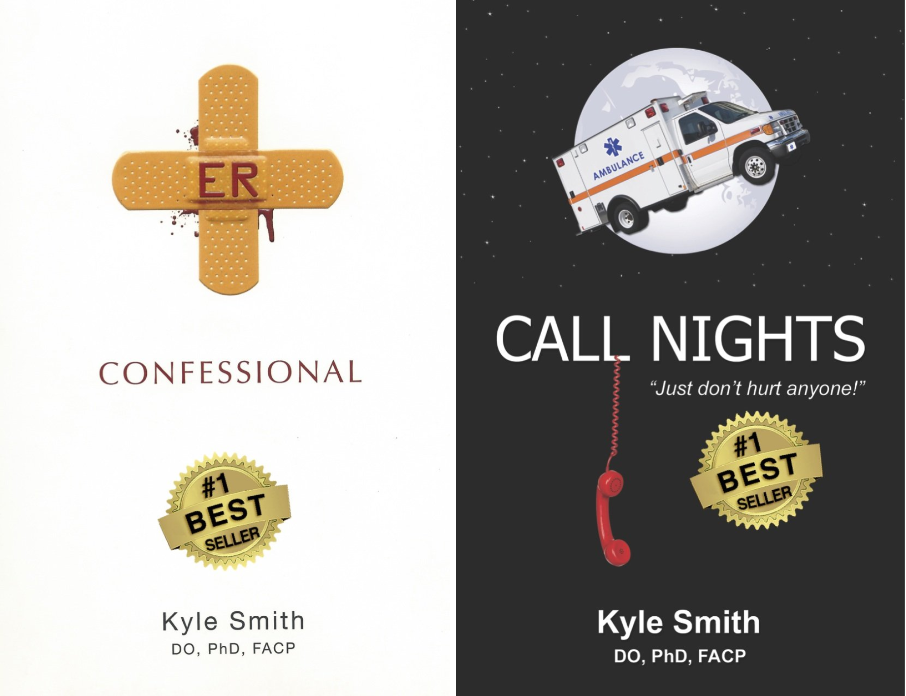 Southern Medical Humor (2 Book Series)