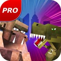 Blocky Monsters Smash PRO