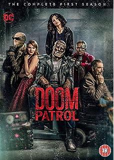Doom Patrol The Complete First Season Dvd Amazon Co Uk Dvd