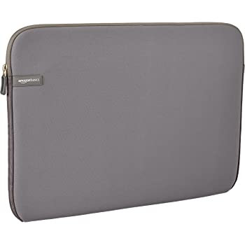 AmazonBasics 17.3-inch Laptop Sleeve (Grey)