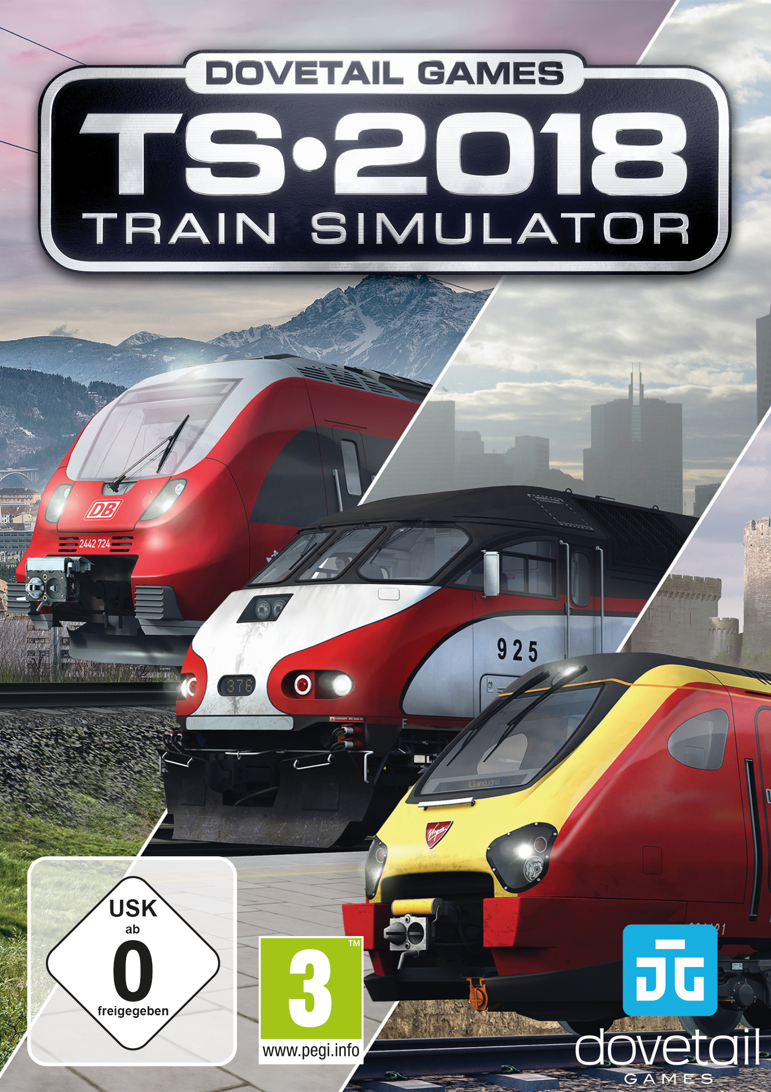 Train Simulator 2018 [PC Code - Steam] Train Simulator-spiele