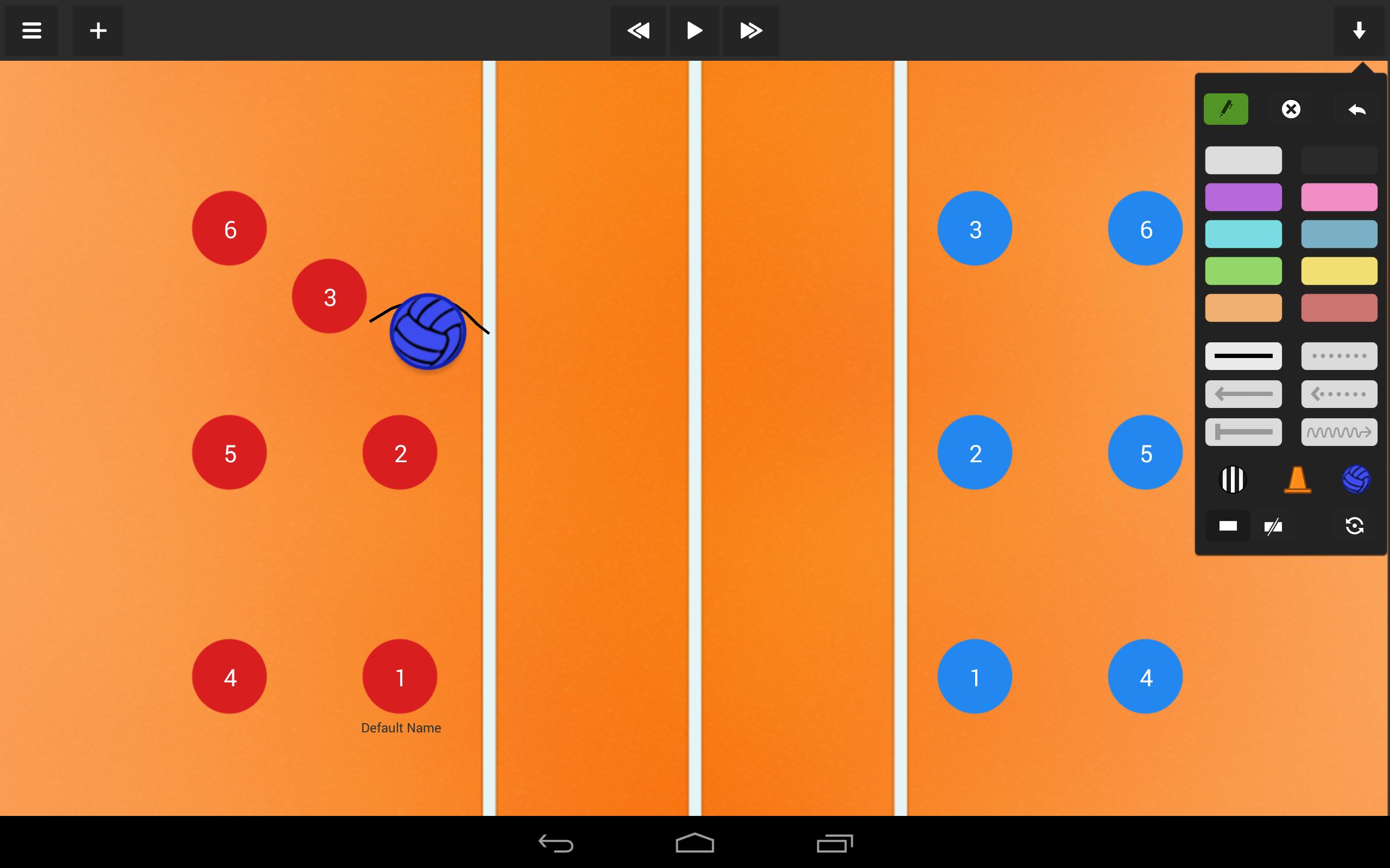 coach application marcher musique android