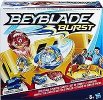 Beyblade Set Combate con 2 peonzas (Hasbro B9498EU6)