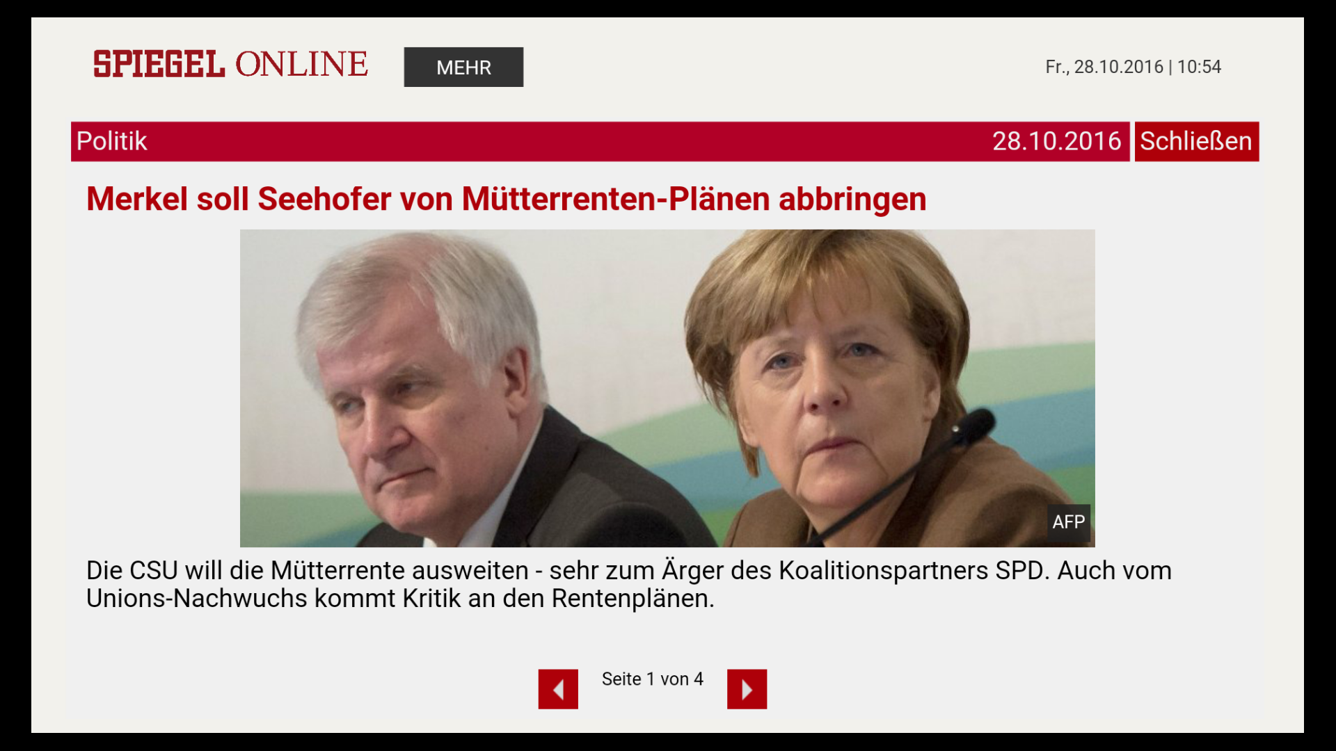 Spiegel online apps f r android for Spiegel tv download videos