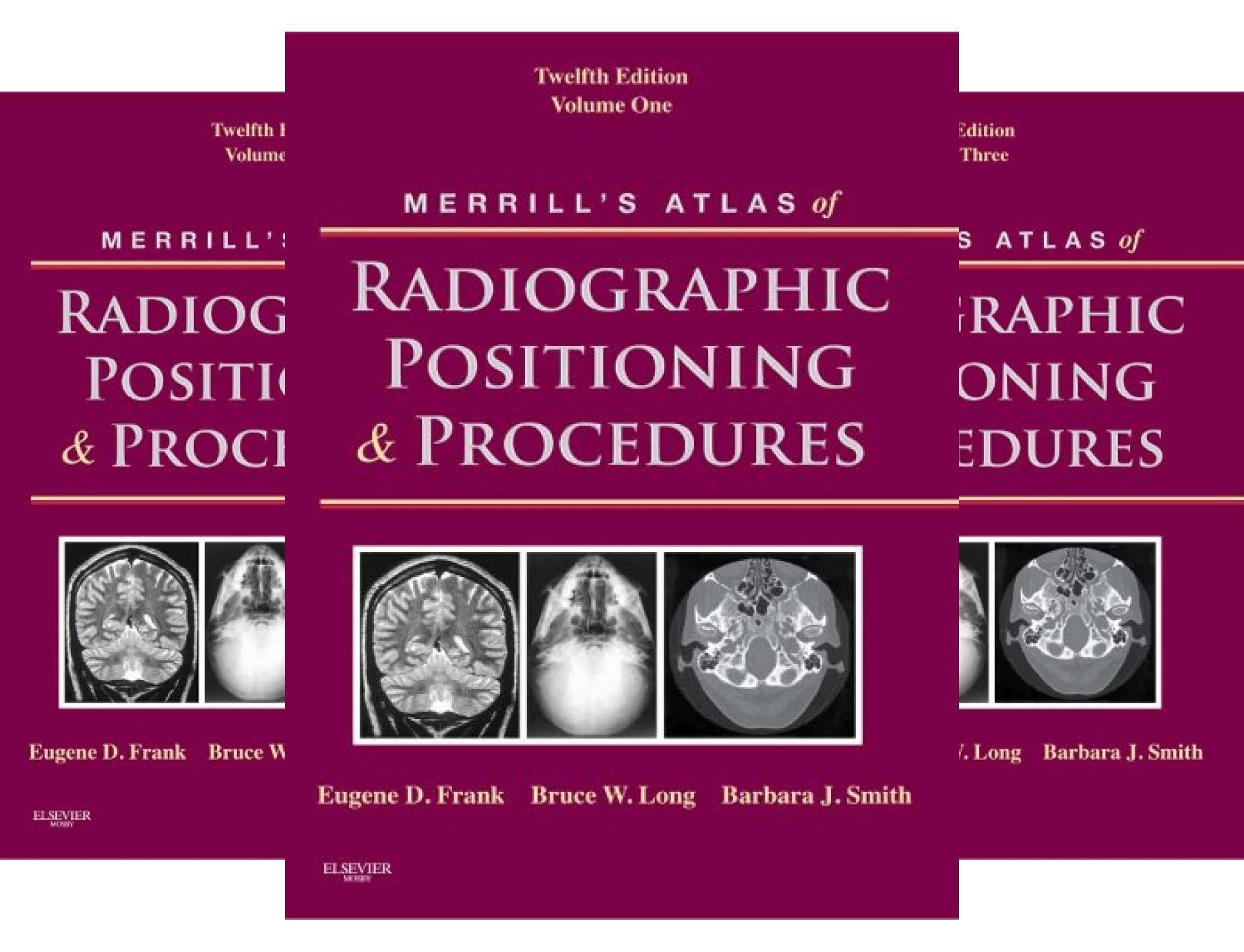 Merrill's Atlas of Radiographic Positioning and Procedures: 3-Volume Set, 12e (3 Book Series)