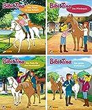 4er Bibi und Tina 25-28 (Nelson Mini-Bücher)