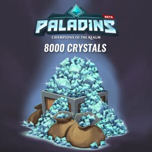 8000 Paladins-Kristalle [PC Code – Kein DRM]