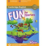 Fun for Starters Student's Book with Online Activities with Audio and Home Fun Booklet 2 Fourth Edition
