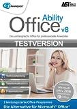 Ability Office 8 - Die leistungsstarke Office-Alternative! 30 Tage Testversion [Download]