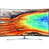 Samsung MU9009 138 cm (55 Zoll) Curved Fernseher (Ultra HD, Twin Tuner, HDR 1000, Smart TV)