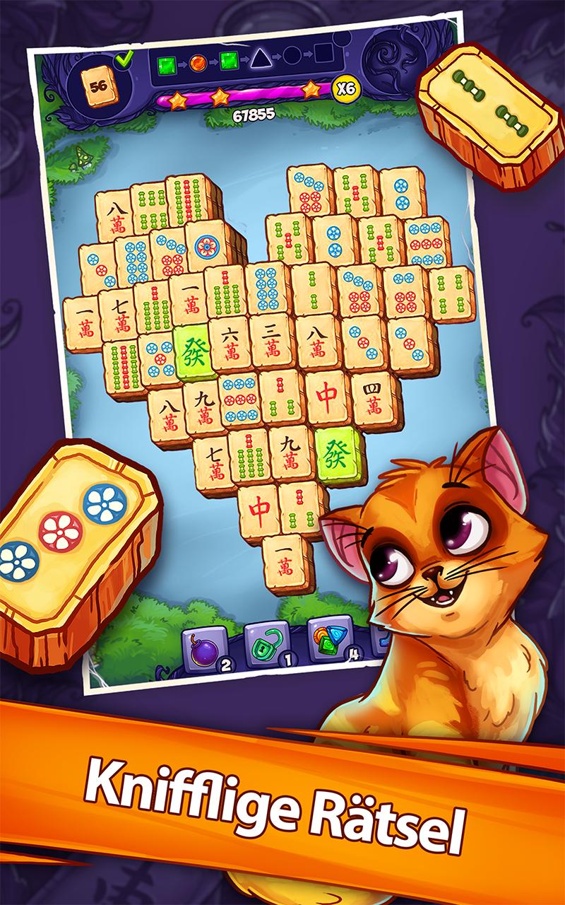 Mahjong Schatzsuche