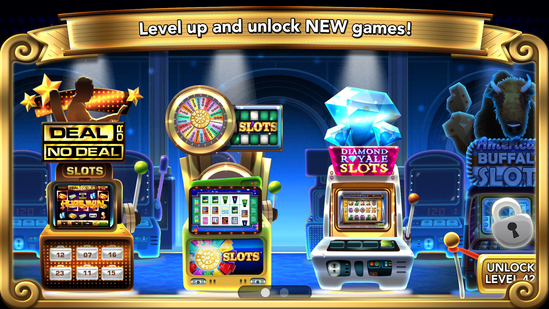 Deal no deal slot machine free definition gamble