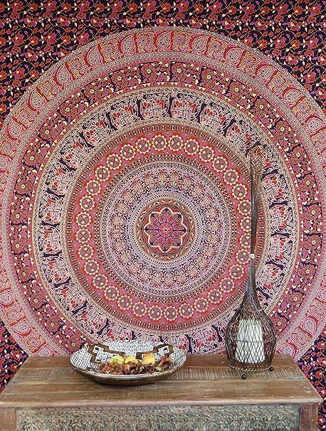 Guru Shop guru shop indian mandala cloth towel bedspread mandala print