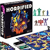 Ravensburger 26827 Horrified: Universal Monsters Strategy Game for Kids & Adults Age 10 Years and Up-The Stakes Have be Raise