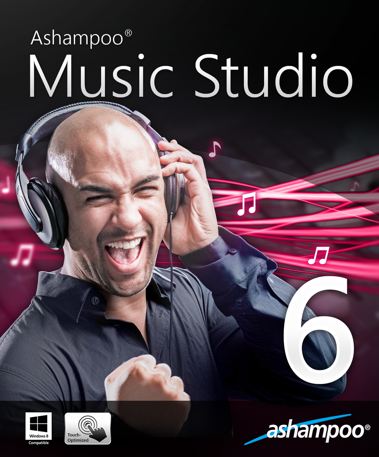 Ashampoo Music Studio 6 [Download]