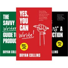 Become a Writer Today (3 Book Series)