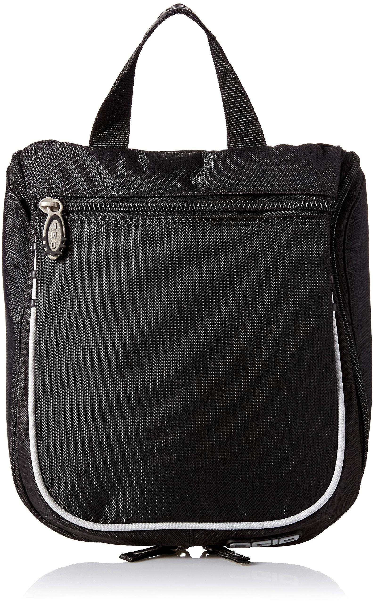 A11GAZLUByL - OGIO Doppler Travel Kit, Black, 24 cm-4 Litre