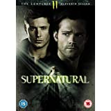 Supernatural: Season 11 [DVD] [2015] [2016]