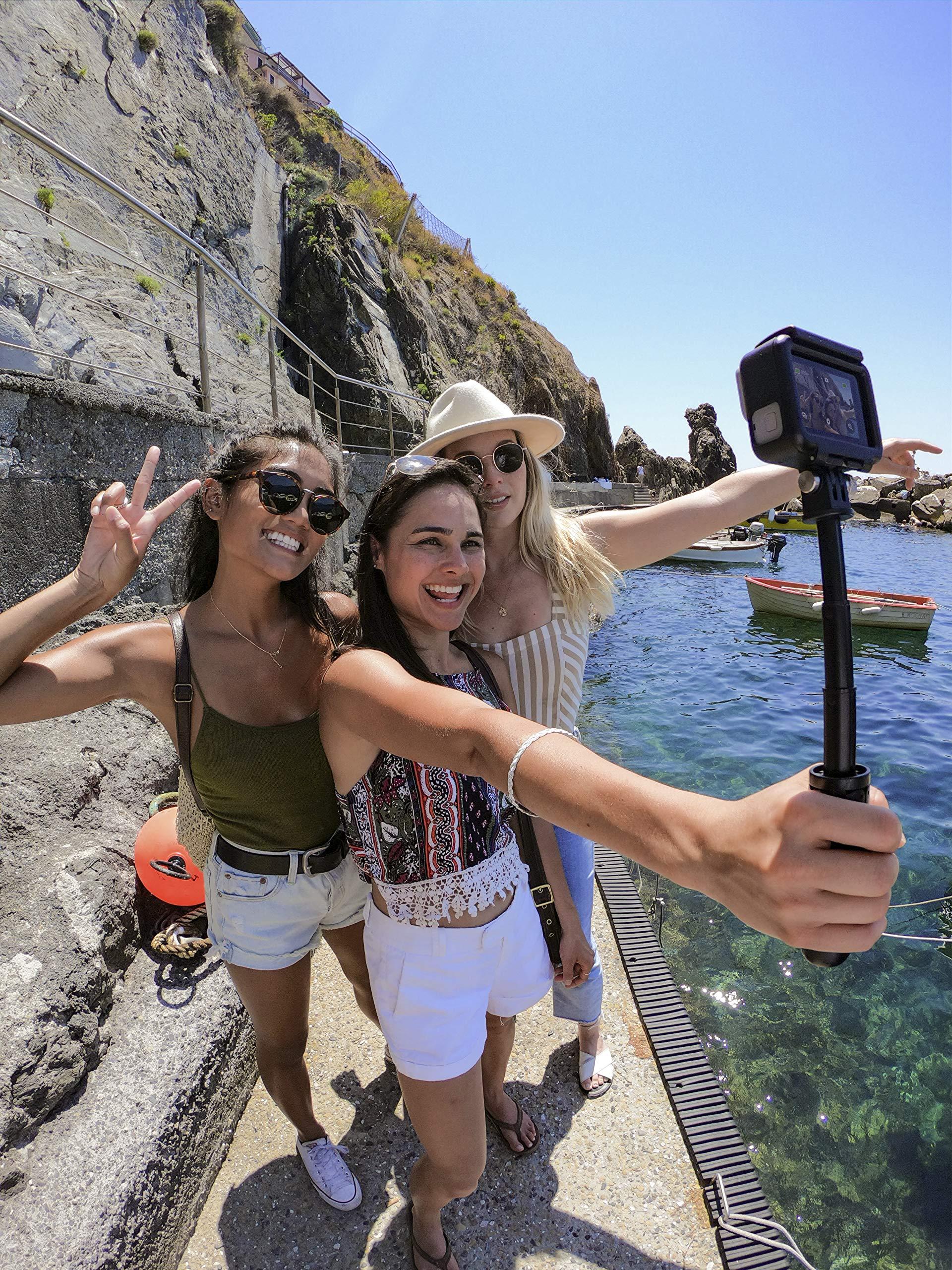 GoPro HERO7 White - Waterproof Digital Action Camera with Sleeve Plus Lanyard 8