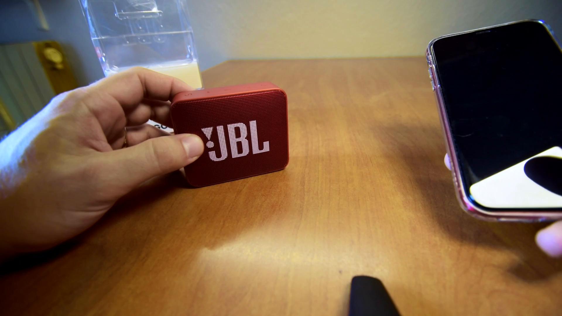 JBL GO 2 - Altavoz inalámbrico portátil con Bluetooth, resistente ...
