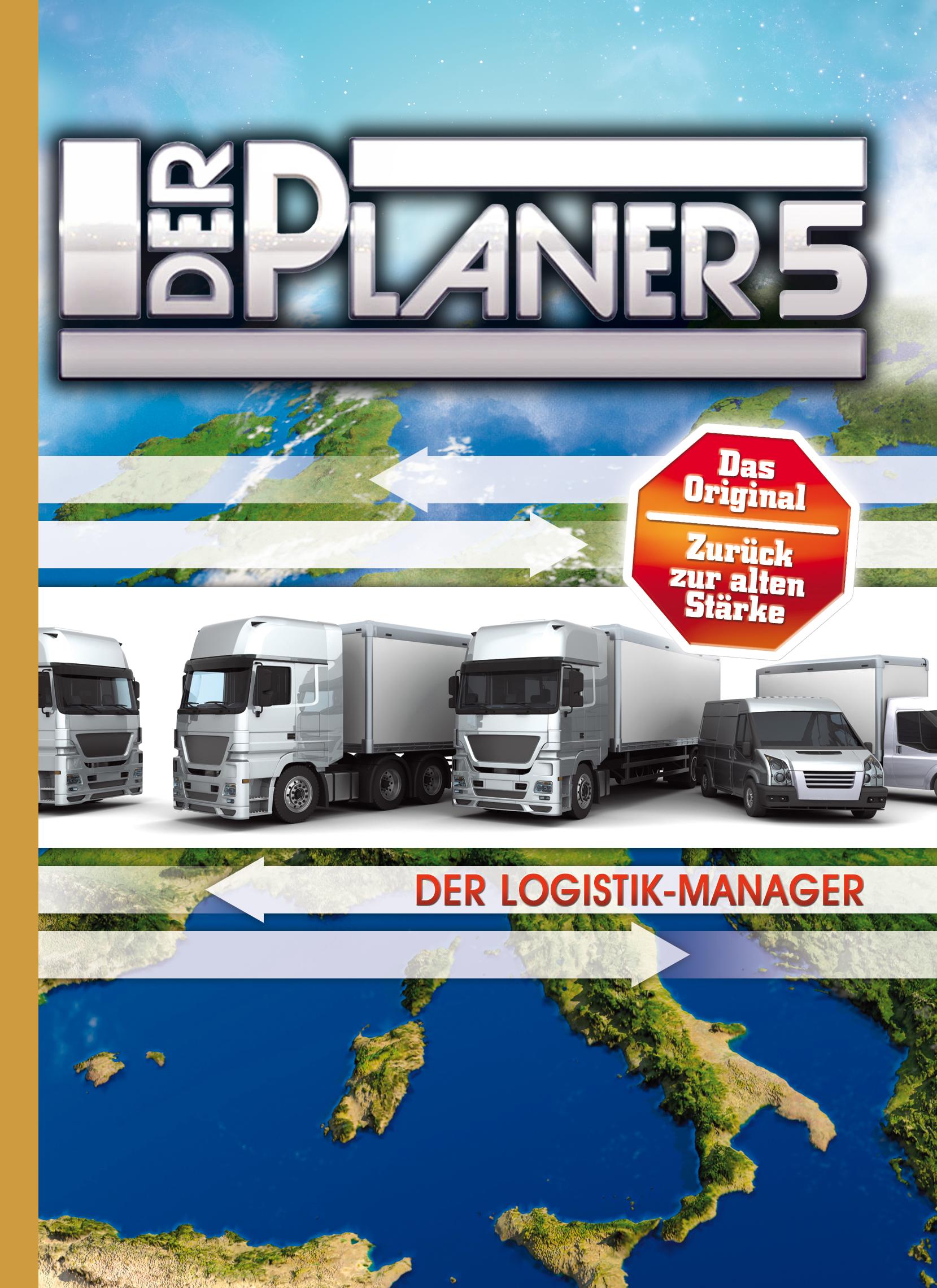 Der Planer 5: Der Logistik-Manager [PC Download]