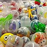 German Trendseller 16 x Gefüllte Spielzeug - Kapseln ┃ 16 x Spielzeug ┃ Mitgebsel ┃ Der Hit auf jedem Kindergeburtstag