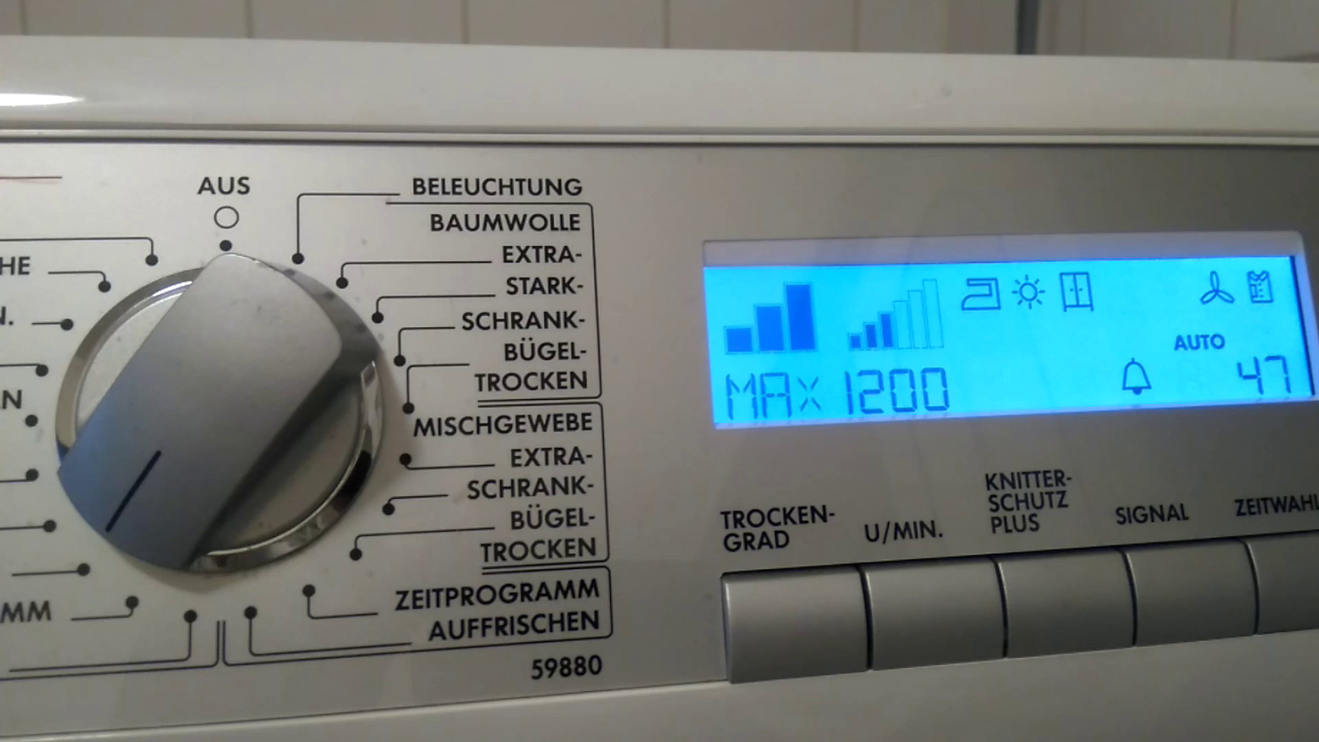 Aeg trockner lavatherm protex bedienungsanleitung: kondenstrockner