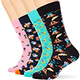 Happy Socks Volcano Gift Box Calcetines para Hombre