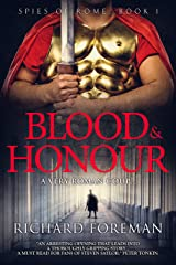 Spies of Rome: Blood & Honour Kindle Edition