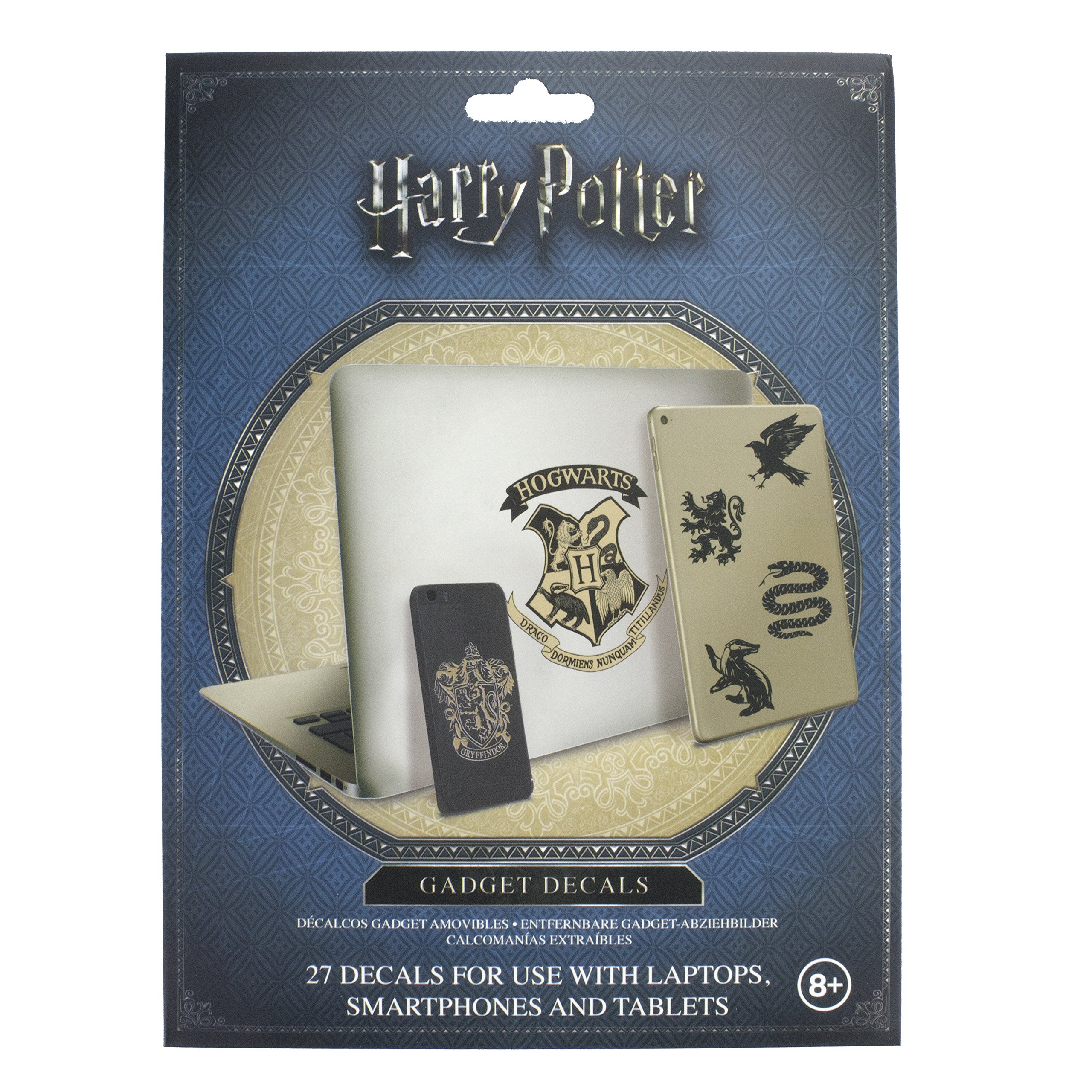 HARRY POTTER Gadget Decalcomanie Riutilizzabile