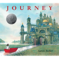 Journey (Aaron Becker's Wordless Trilogy Book 1) (English Edition)